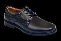 Wizfort Mens Lace Up Shoes,Oxfords Men Black, Comfortable Black Lace Ups for Men
