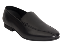 Benelaccio Boys Black Formal Shoes, Black Loafers for Boys