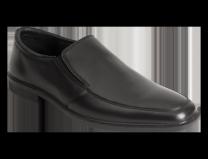 Wizfort Men Dress Shoes, Black Dress Shoes, Slip On Shoes, Black Loafers for Men