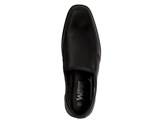 free shipping new lower prices arrives Wizfort Lightweight Black Oxford Lace Up Shoes for Men